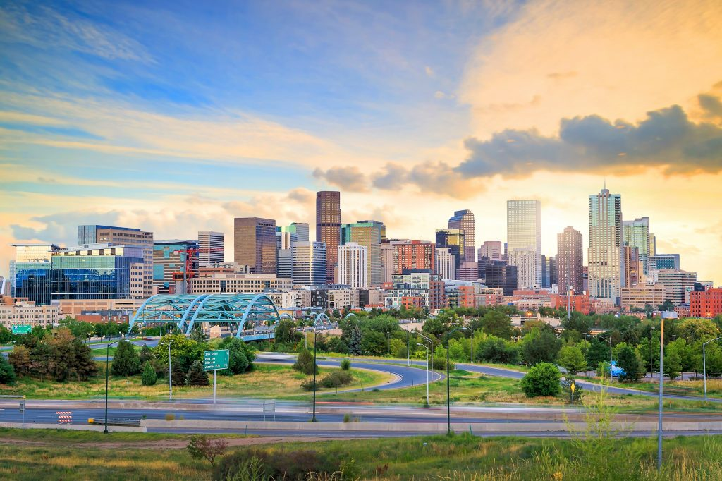 Gary L'Heureux - The Ultimate Travel Guide To Denver City